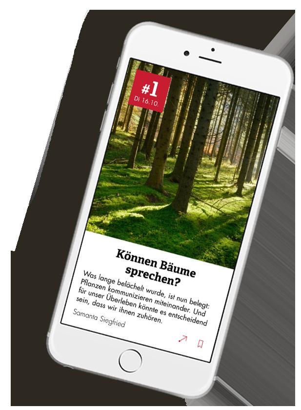 iphone-könnnen-bäume-sprechen